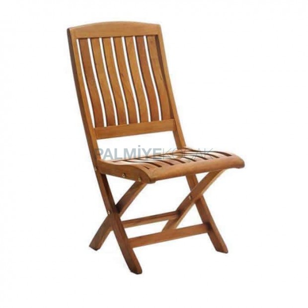 Iroko Folding Chair