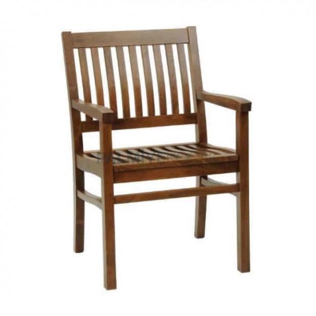 Iroko Outdoor Armchair