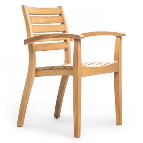 İroko Kollu İstiflenebilir Kollu Sandalye - btk2036