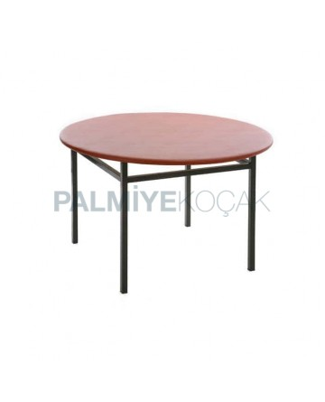 Round Coffeeshop Table