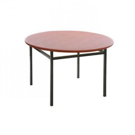 Yuvarlak Kahve Masası - khv502