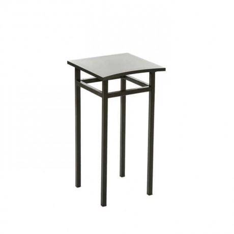 Yuvarlak Kahve Masası Yan Sehpası - khv505