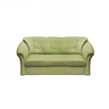 Çağla Yeşil Üçlü Koltuk - knp7051