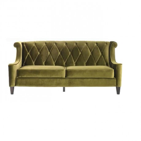 Quilted Lobby Couch - knp6983