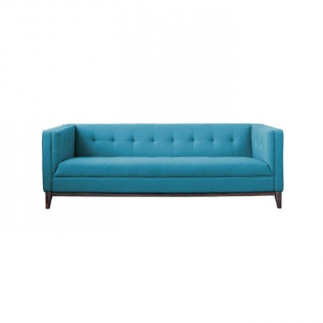Turquoise Sofa - knp7007