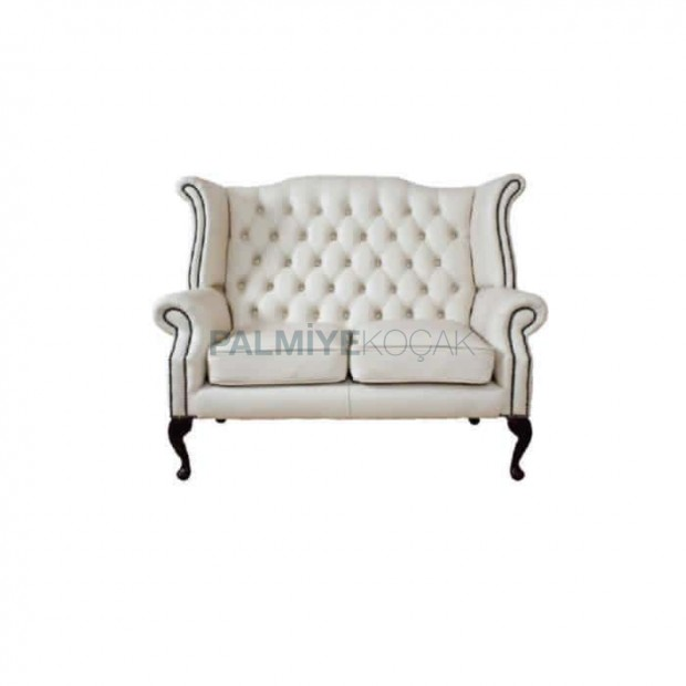 Quilty Lukens Leg Cafe Couch