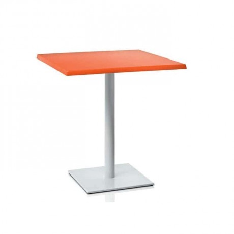 Pear Colored Verzalit Cafe Table - mtm4024