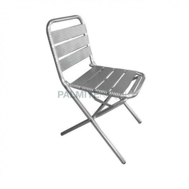 Folding Aluminum Chair