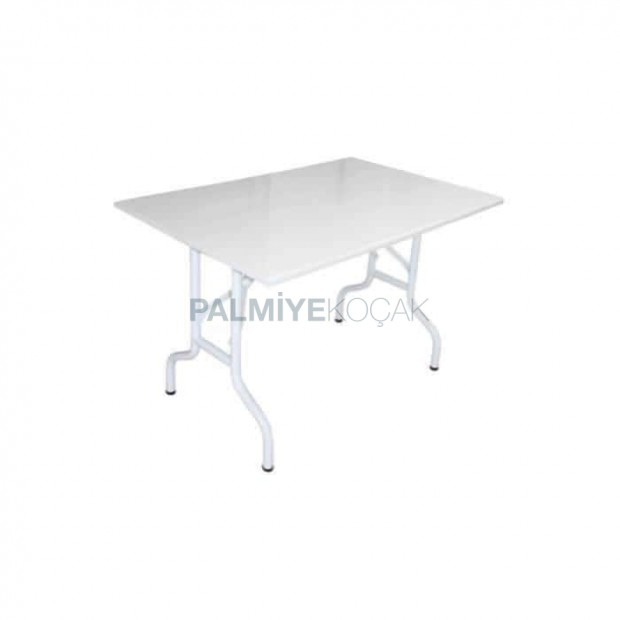 Rectangular Folding Leg Wedding  Hall Table