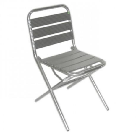 Katlanır Alüminyum Sandalye - als01