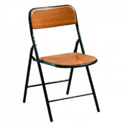 Folding Werzalit Chair