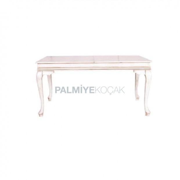 White Patina Lukens Table