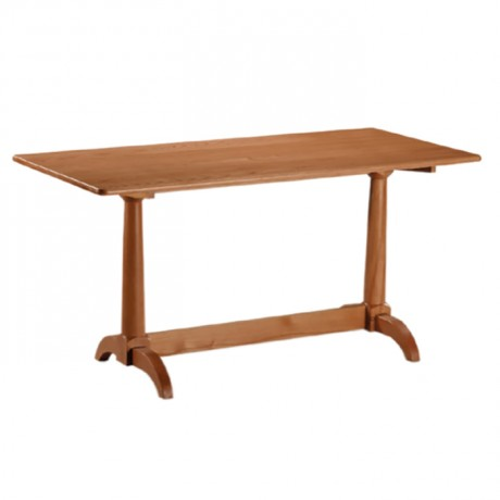Oak Painted Classic Hotel Table - kdm16
