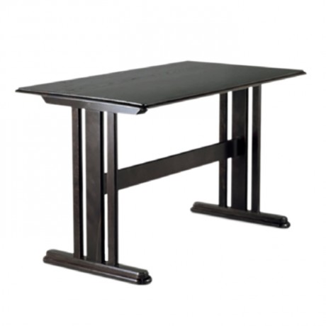 Venge Painted Wooden Restaurant Table - kdm13