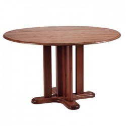 Classic Table Table with Round Table Top