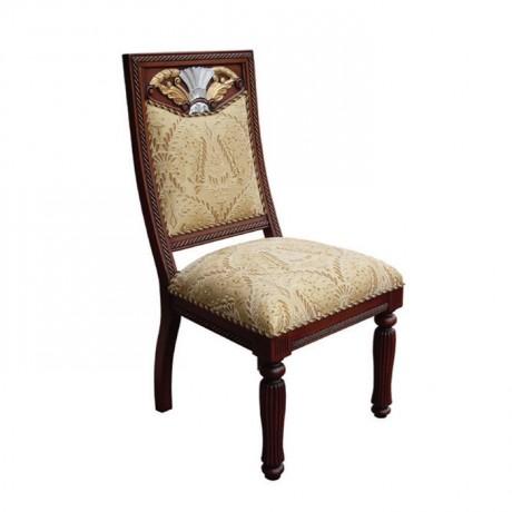 Fitilli Ahşap Klasik Sandalye - ksa21