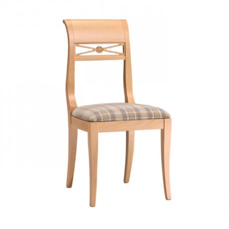 Classic Wooden Matted Classic Chair - ksa114