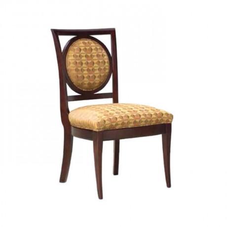Şönil Kumaşlı Klasik Ahşap Sandalye - ksa71