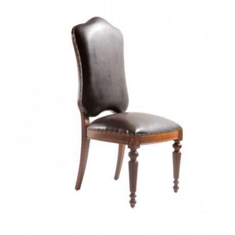 Tornalı Klasik Restoran Sandalyesi - ksa61