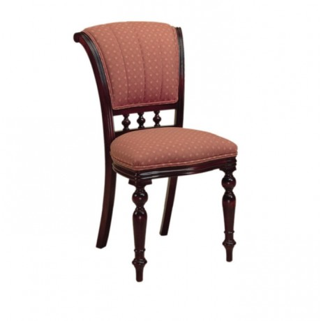Turned Classic Dining Table Chair - ksa30
