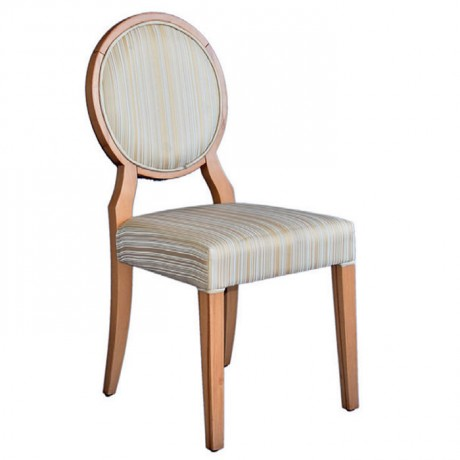 Round Backed Classic Restaurant Chair - ksa09