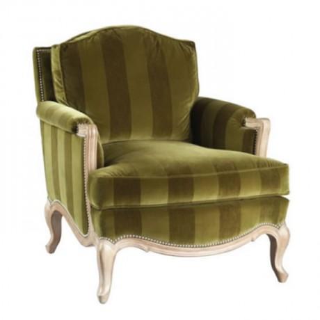 Green Fabric Lobby Bergere - bk112