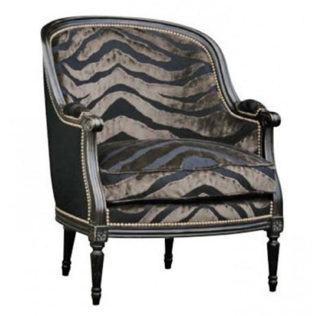 Zebra Desenli Berjer - bk87