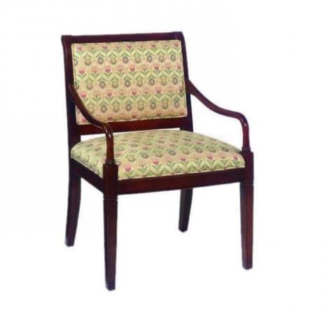 Klasik Kollu Otel Odası Sandalyesi - ksak56