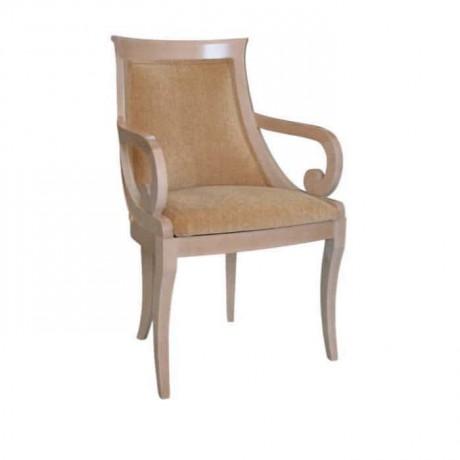 Klasik Kollu Yemek Odası Sandalyesi - ksak23