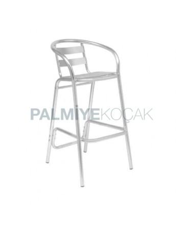 Aluminum Bar Armchair