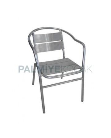 Aluminum Armchair