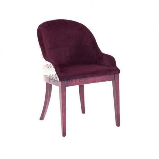 Kollu Poliüretan Süngerli Sandalye