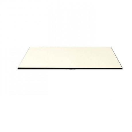 Beyaz 12 mm Kompakt Masa Tablası - cmt950