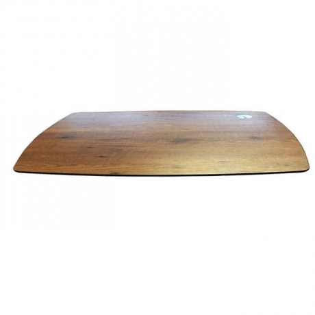 Dikdörtgen Oval Compact Masa Tablası - cmt977