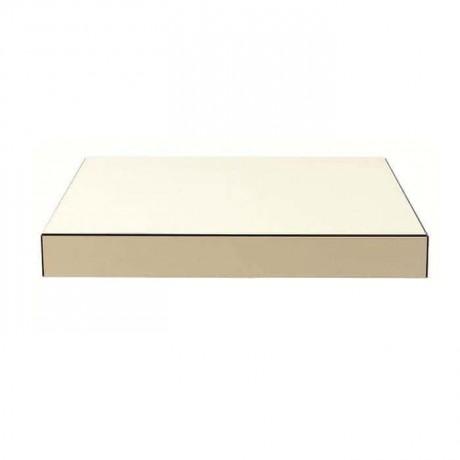 Kare Etekli Compact Tablası - cmt973