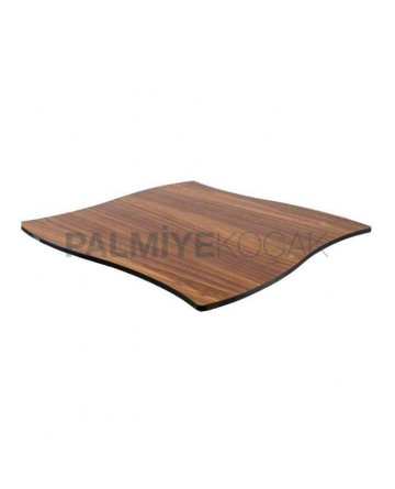 Shaped 12 mm Compact Table Top