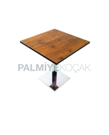 Wooden Colorful Compact Hotel Table