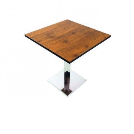 Wooden Colorful Compact Hotel Table - cmp960