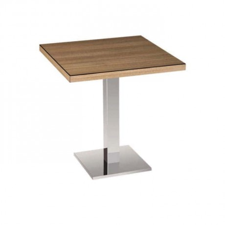 Square Compact Table for Two - cmp974