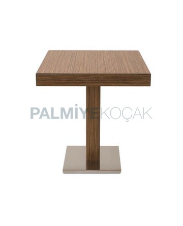Thick Square Compact Table