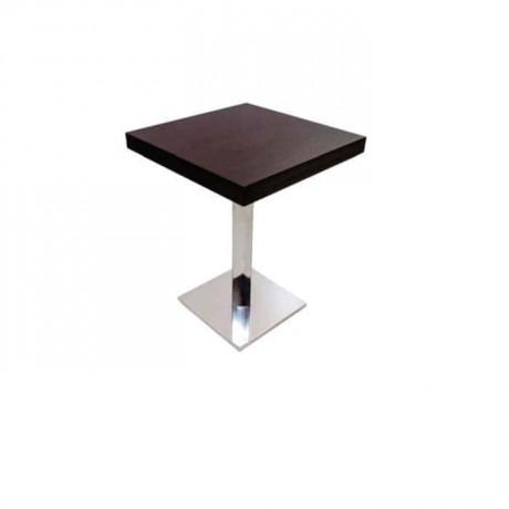 Metal Leg Compact Table - cmp943