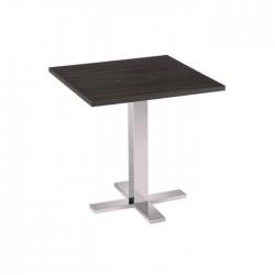 Compact Table Top Center Leg Table