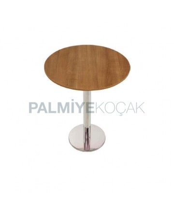 Round Compact Table