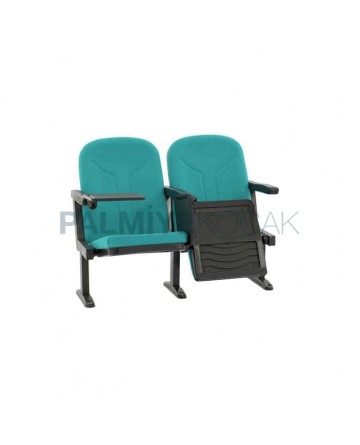 Conference Chair with Arm Desk