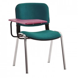Fixed Write Pad Conference Chair