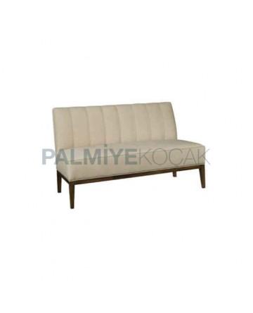 Cream Upholstered Loca