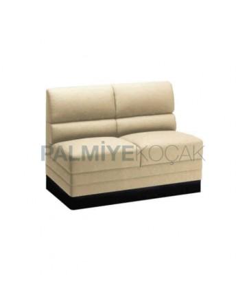 Fabric Upholstered High Backed Cedar