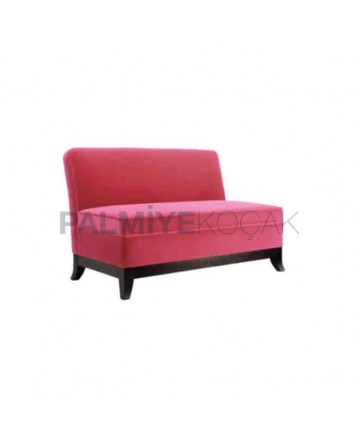 Fabricated Restaurant Couch