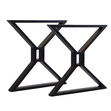 Fiyonk Kelebek Metal Kütük Masa Ayağı 2020 Trend - ktk26