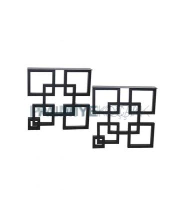 Square Frames Table Leg